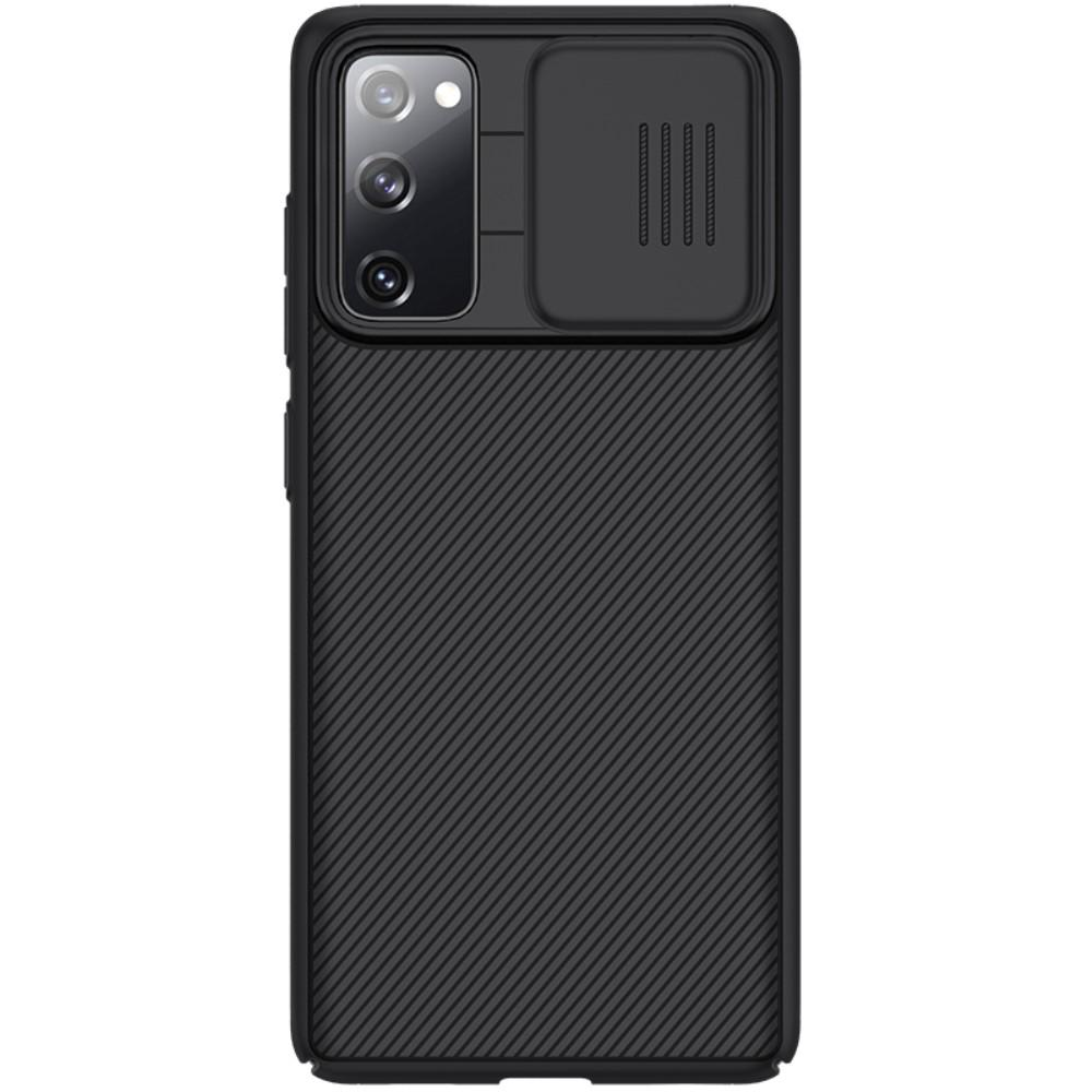 CamShield Deksel Galaxy S20 FE Black