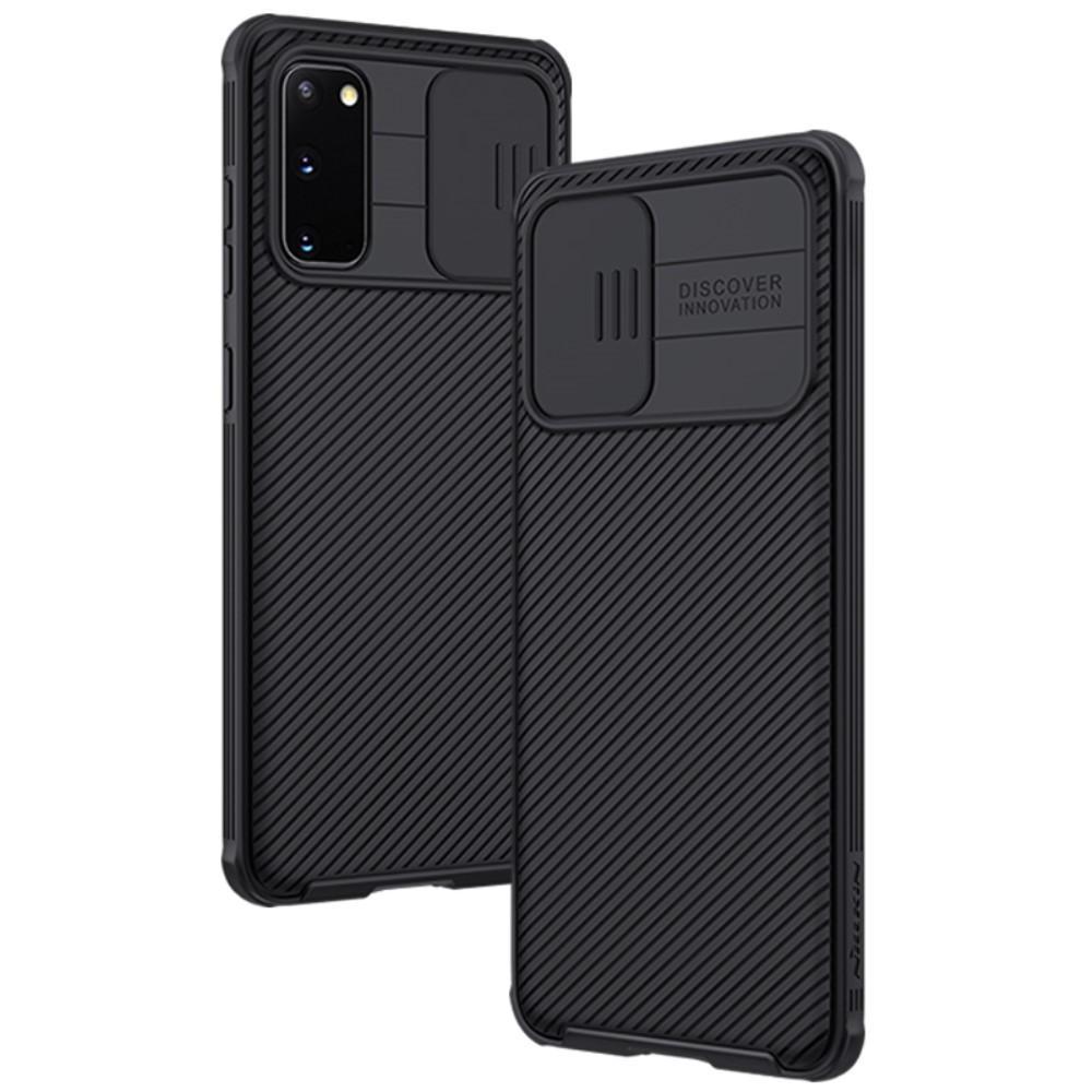 CamShield Deksel Galaxy S20 svart