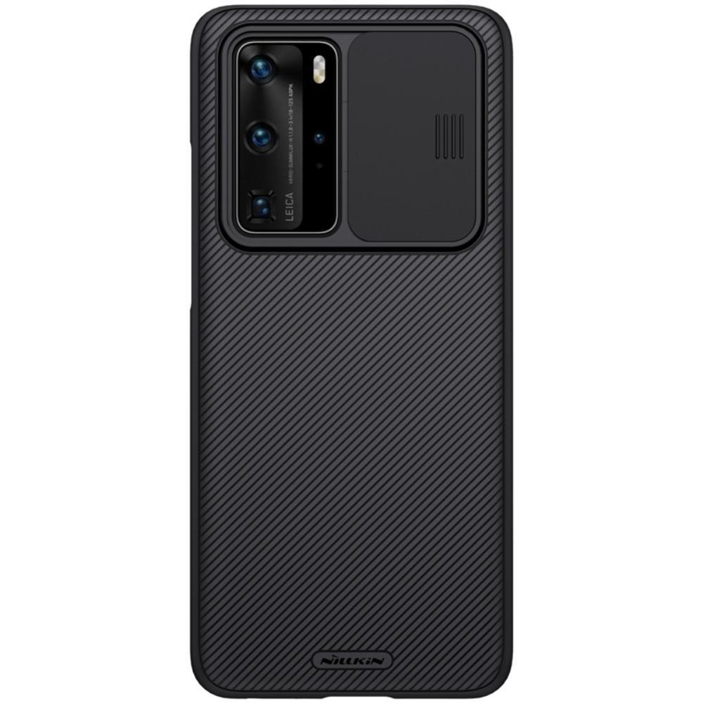CamShield Deksel Huawei P40 Pro svart