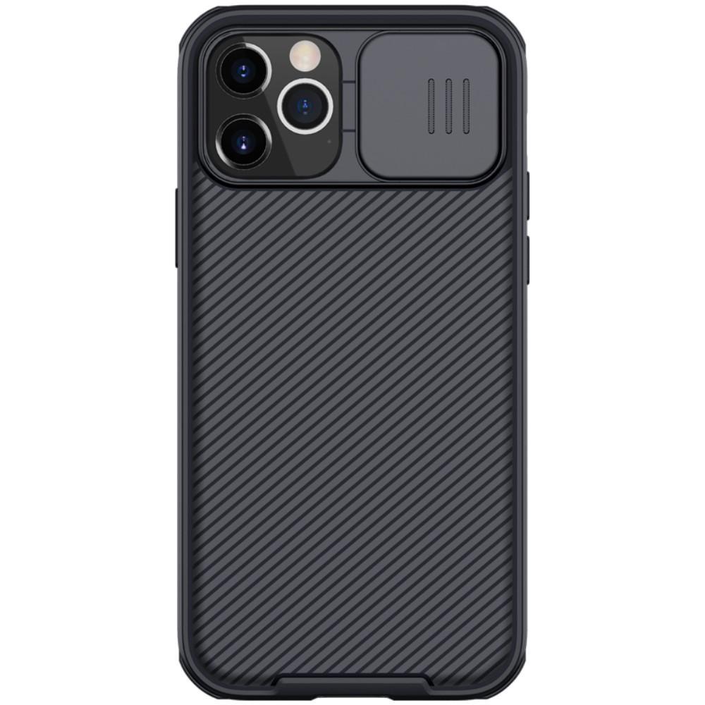 CamShield Deksel iPhone 12/12 Pro svart