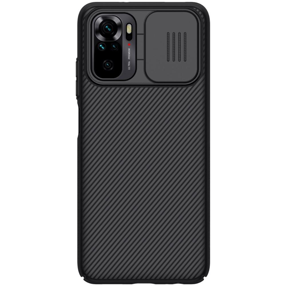 CamShield Deksel Redmi Note 10/Note 10S Black