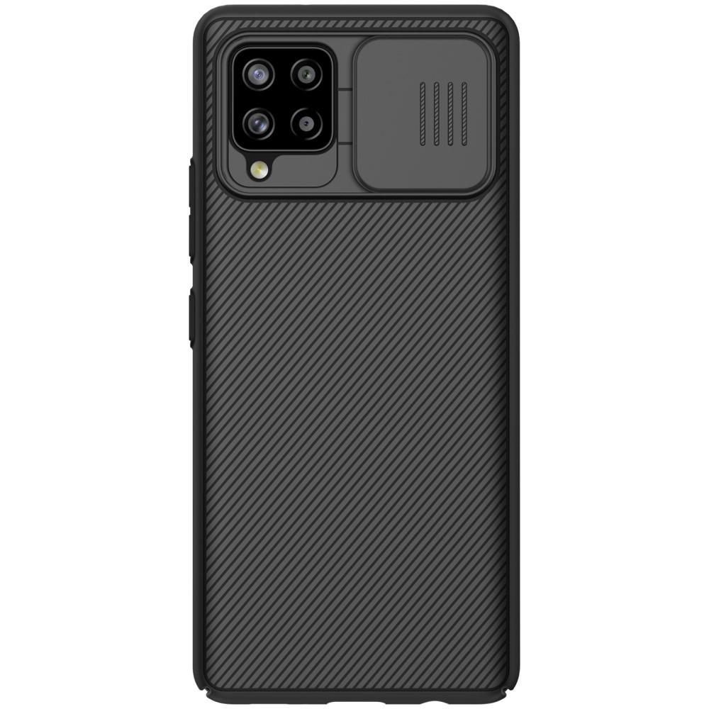 CamShield Deksel Samsung Galaxy A42 5G Black