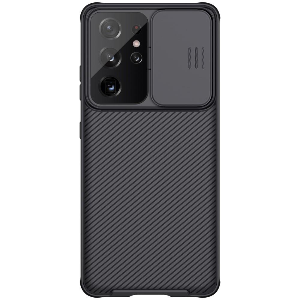 CamShield Deksel Samsung Galaxy S21 Ultra Black