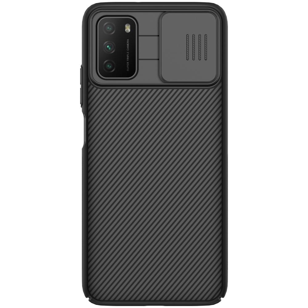 CamShield Deksel Xiaomi Poco M3 Black