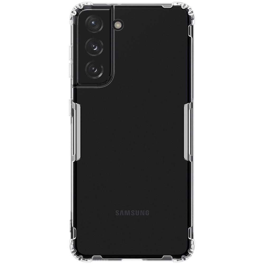 Nature TPU Case Samsung Galaxy S21 transparent