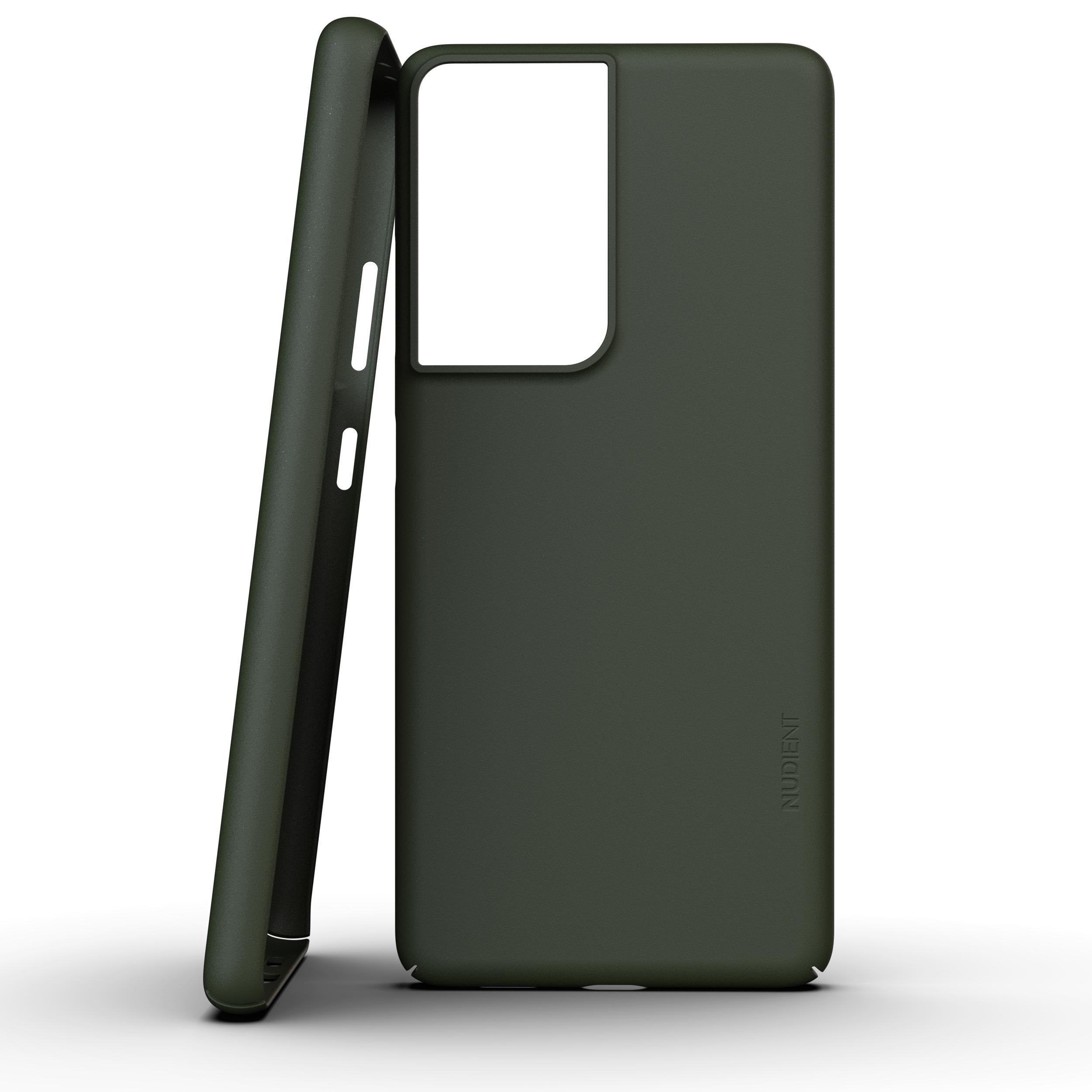 Thin Case V3 Galaxy S21 Ultra Pine Green