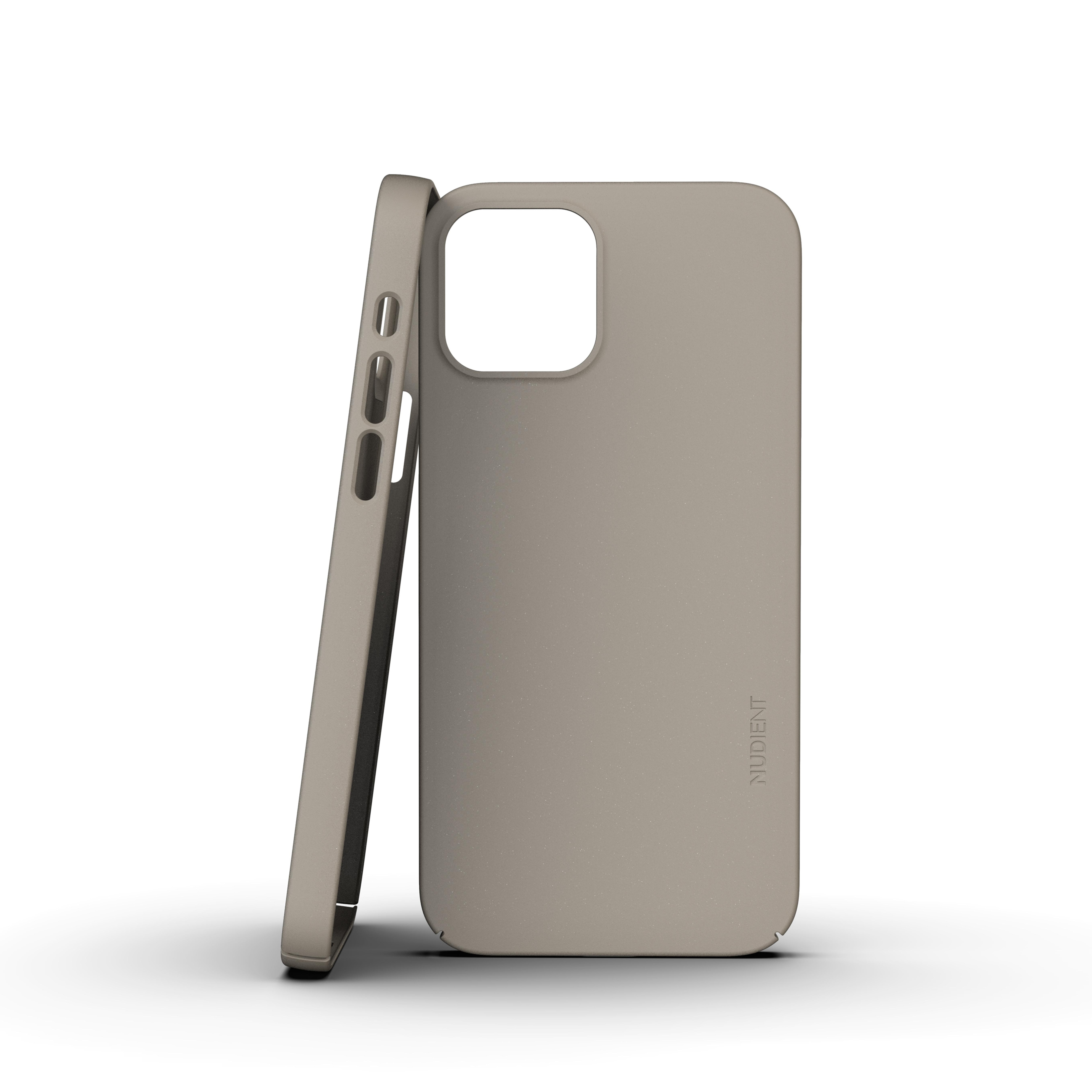 Thin Case V3 iPhone 12/12 Pro Clay Beige