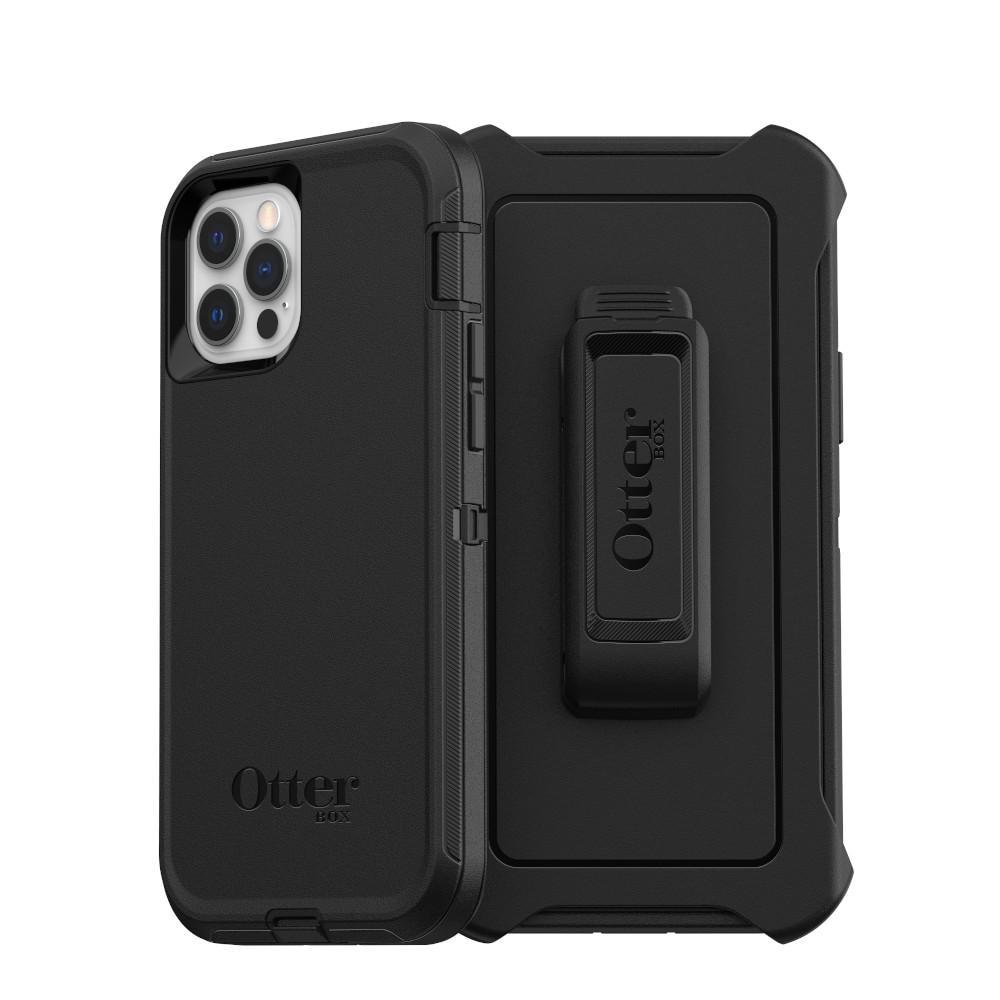 Defender Case iPhone 12/12 Pro Black