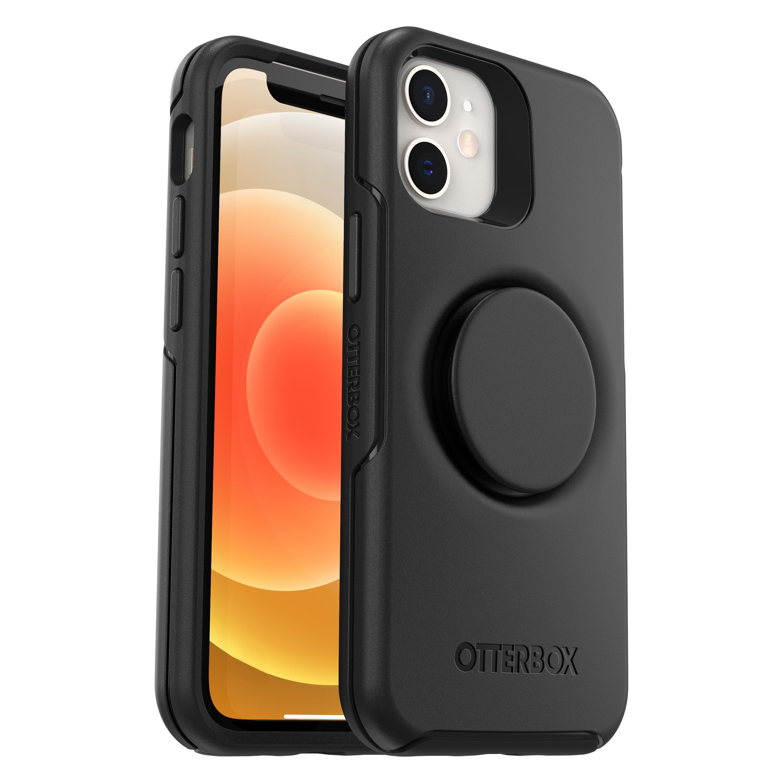 Otter+Pop Symmetry Case iPhone 12 Mini Black