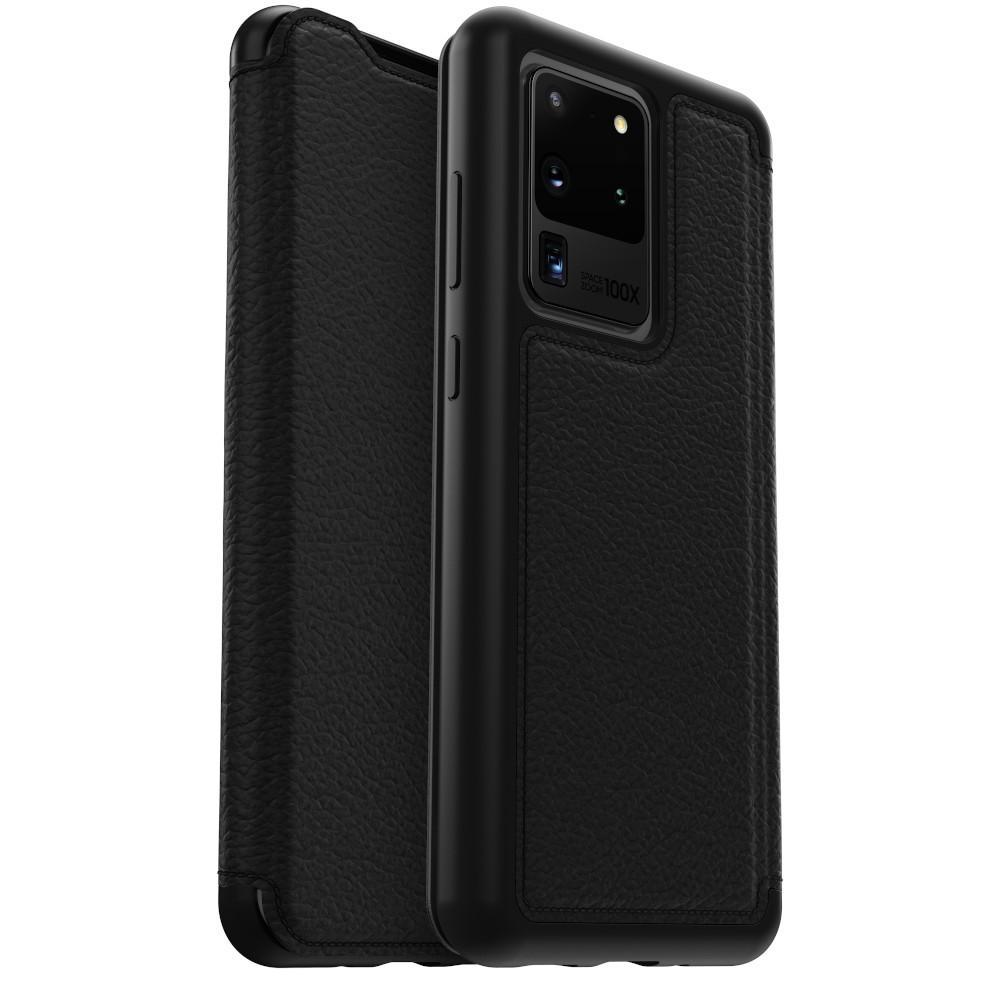Strada Case Galaxy S20 Ultra Black