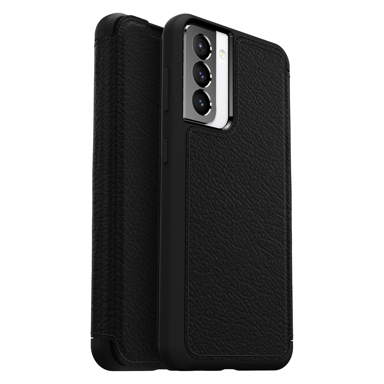 Strada Case Galaxy S21 Black