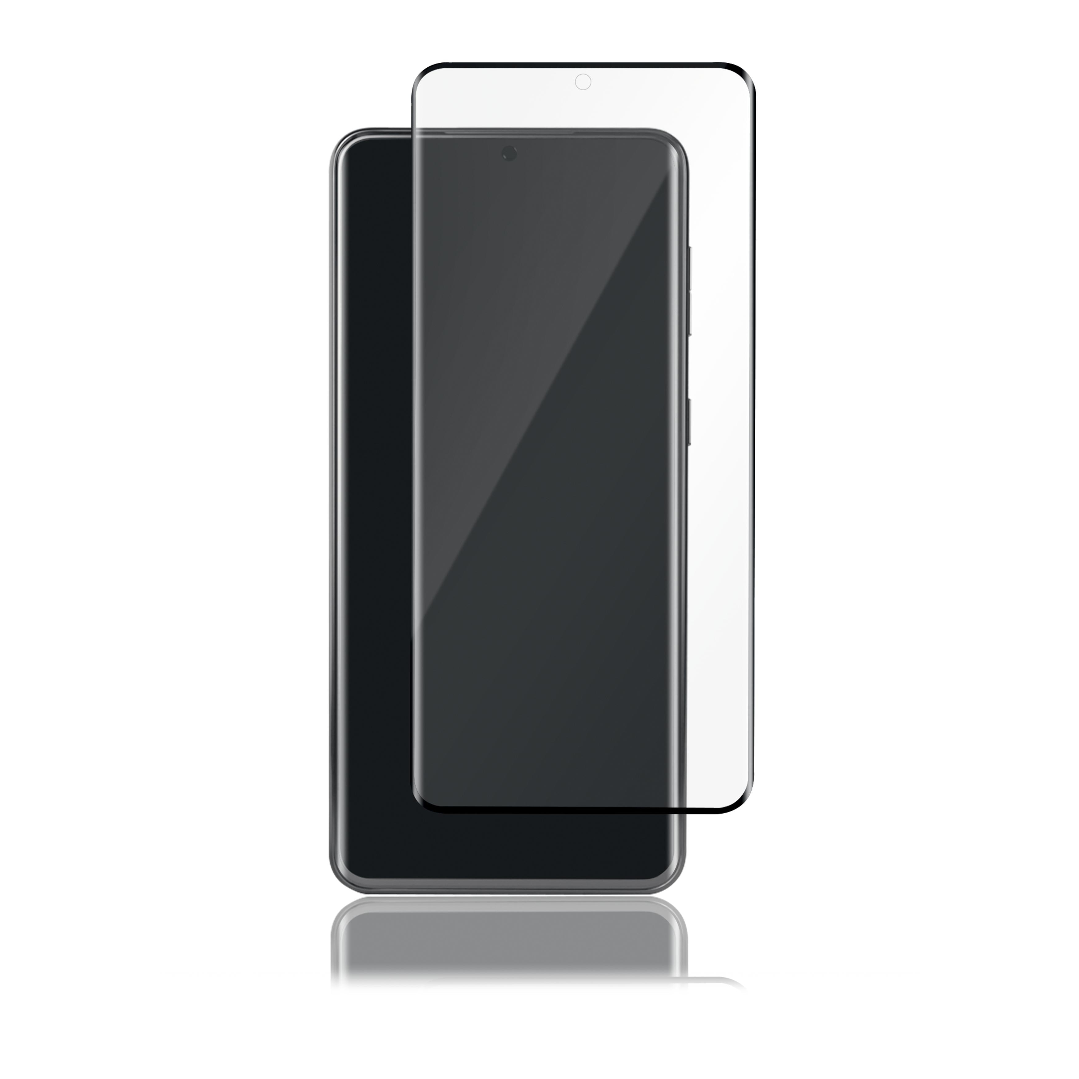 Curved Glass Samsung Galaxy S21 Ultra Black