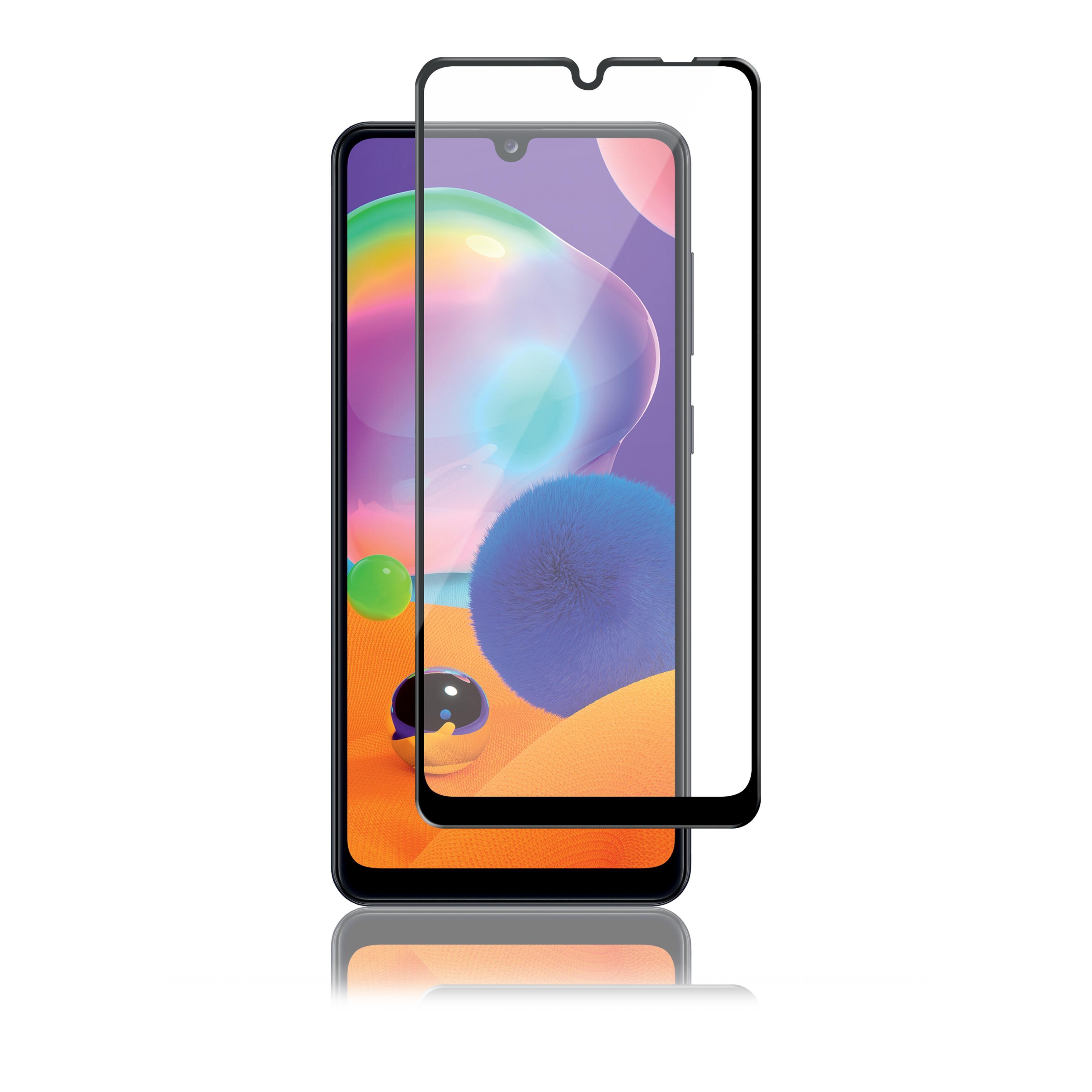 Full-Fit Glass Samsung Galaxy A12/A32 5G Black