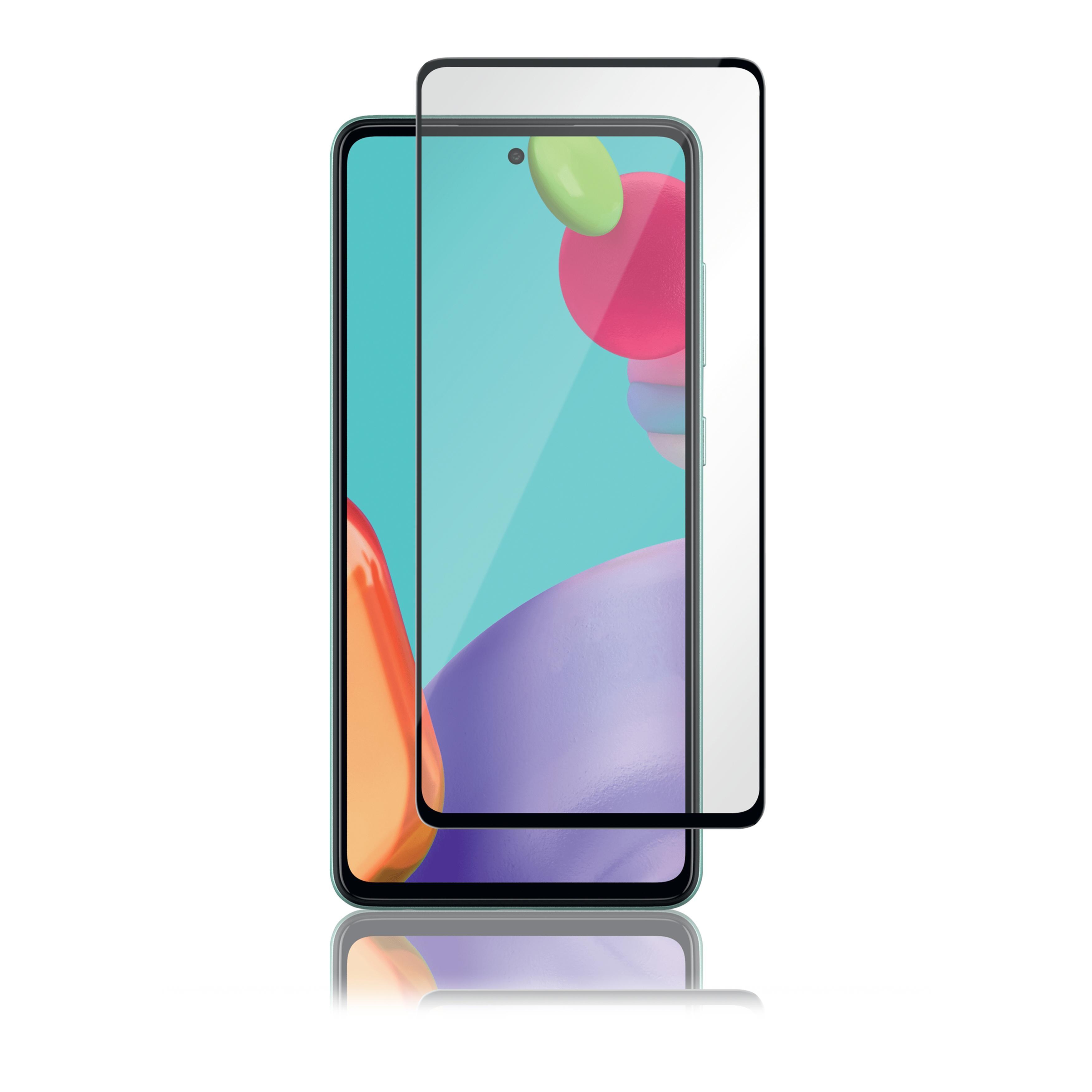 Full-Fit Glass Samsung Galaxy A52/A52s Black