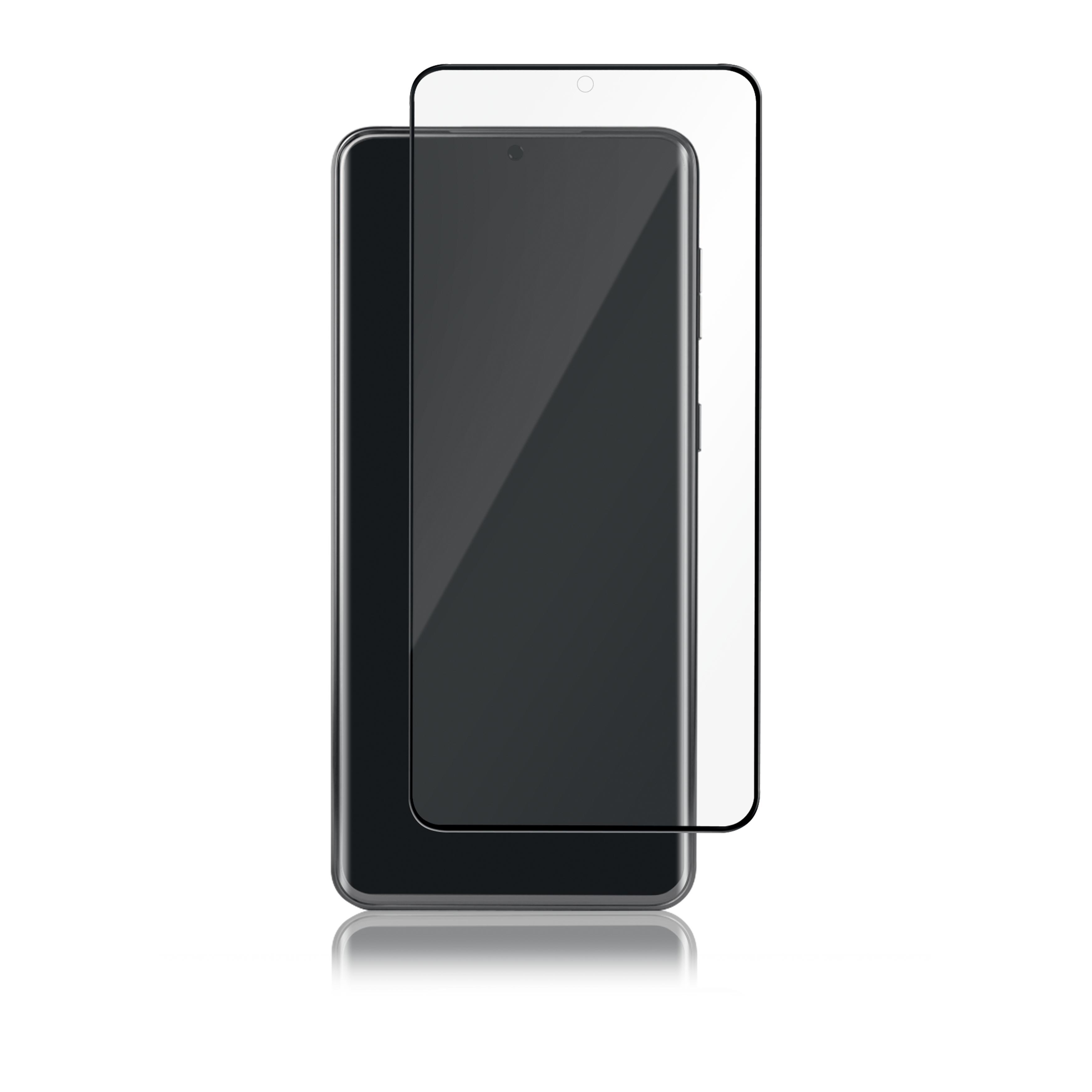 Full-Fit Glass Samsung Galaxy S21 Black