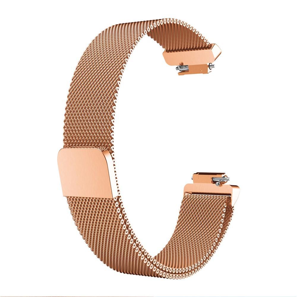 Armbånd Milanese Fitbit Inspire/Inspire HR/Inspire 2 rosegull