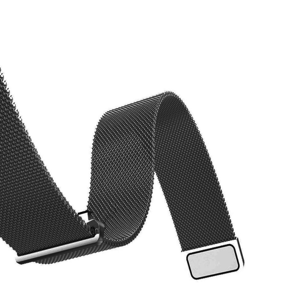 Armbånd Milanese Huawei Watch GT svart