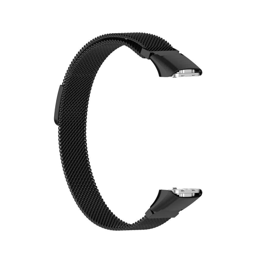 Armbånd Milanese Samsung Galaxy Fit svart
