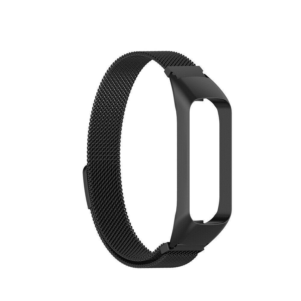Armbånd Milanese Samsung Galaxy Fit E svart