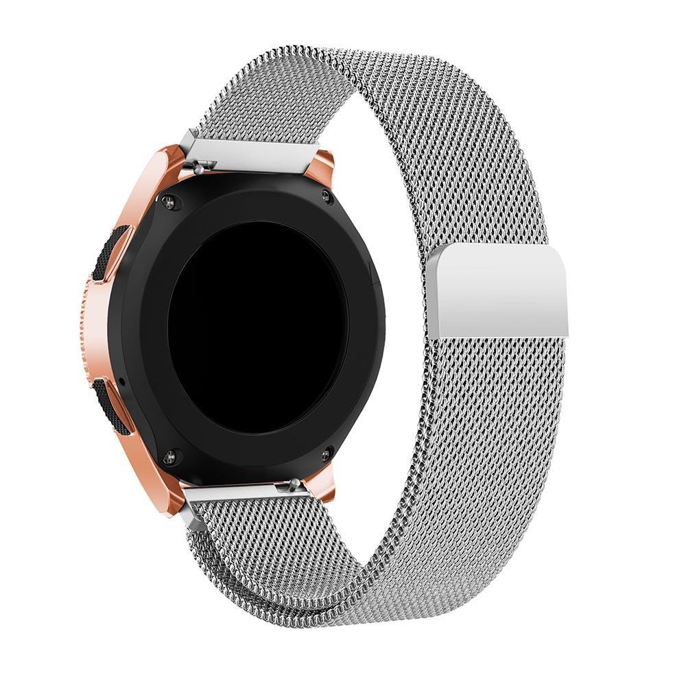 Armbånd Milanese Samsung Galaxy Watch 42mm sølv
