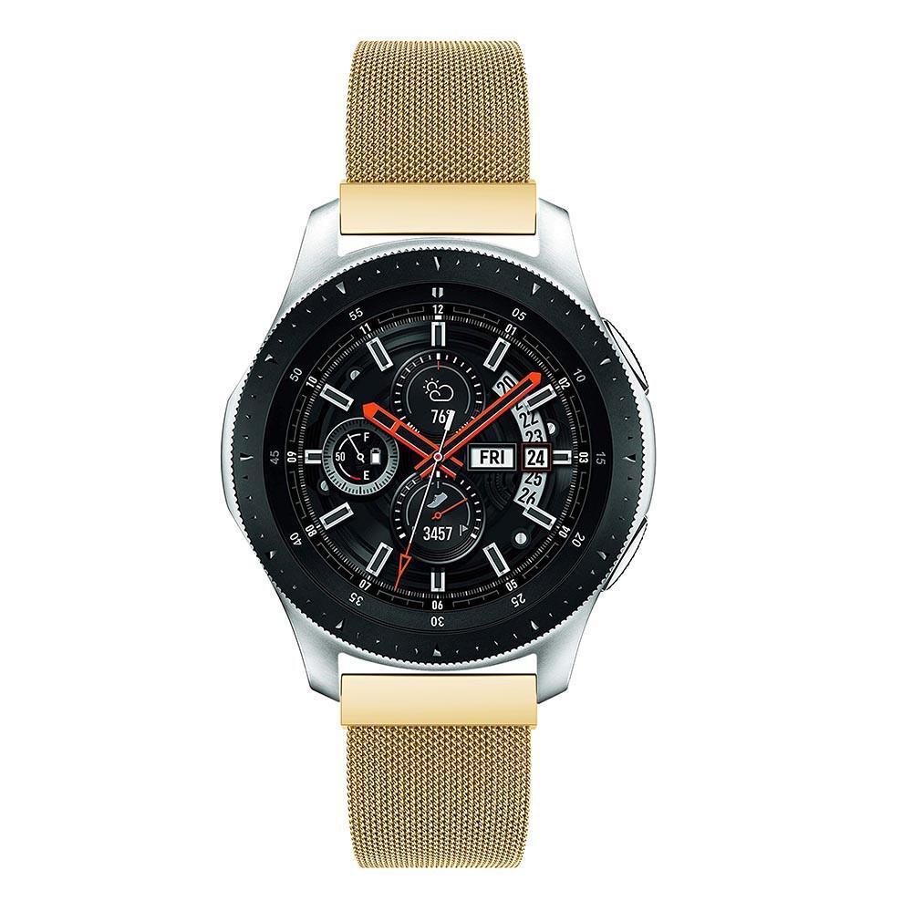 Armbånd Milanese Samsung Galaxy Watch 46mm gull