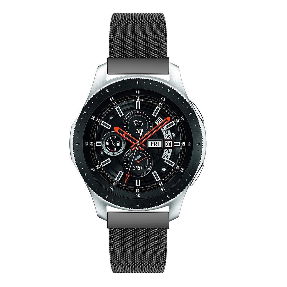 Armbånd Milanese Samsung Galaxy Watch 46mm svart