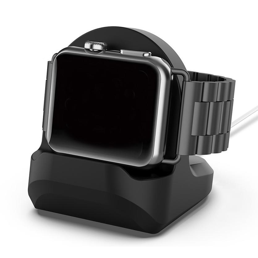 Bordstativ Apple Watch svart