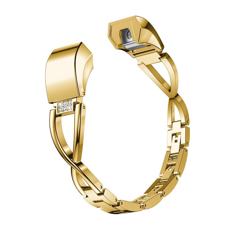 Crystal Bracelet Fitbit Alta/Alta HR Gold