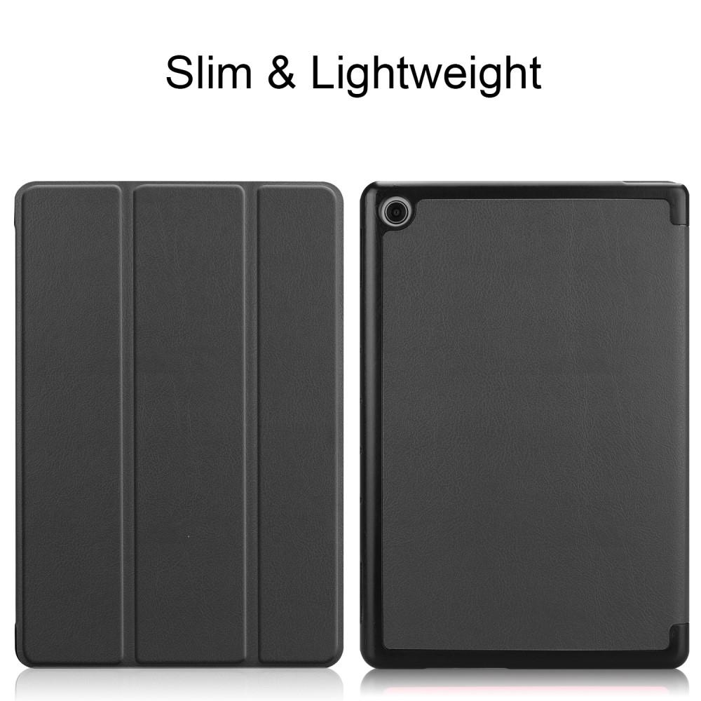 Etui Tri-fold Huawei MediaPad M5 Lite 10 svart