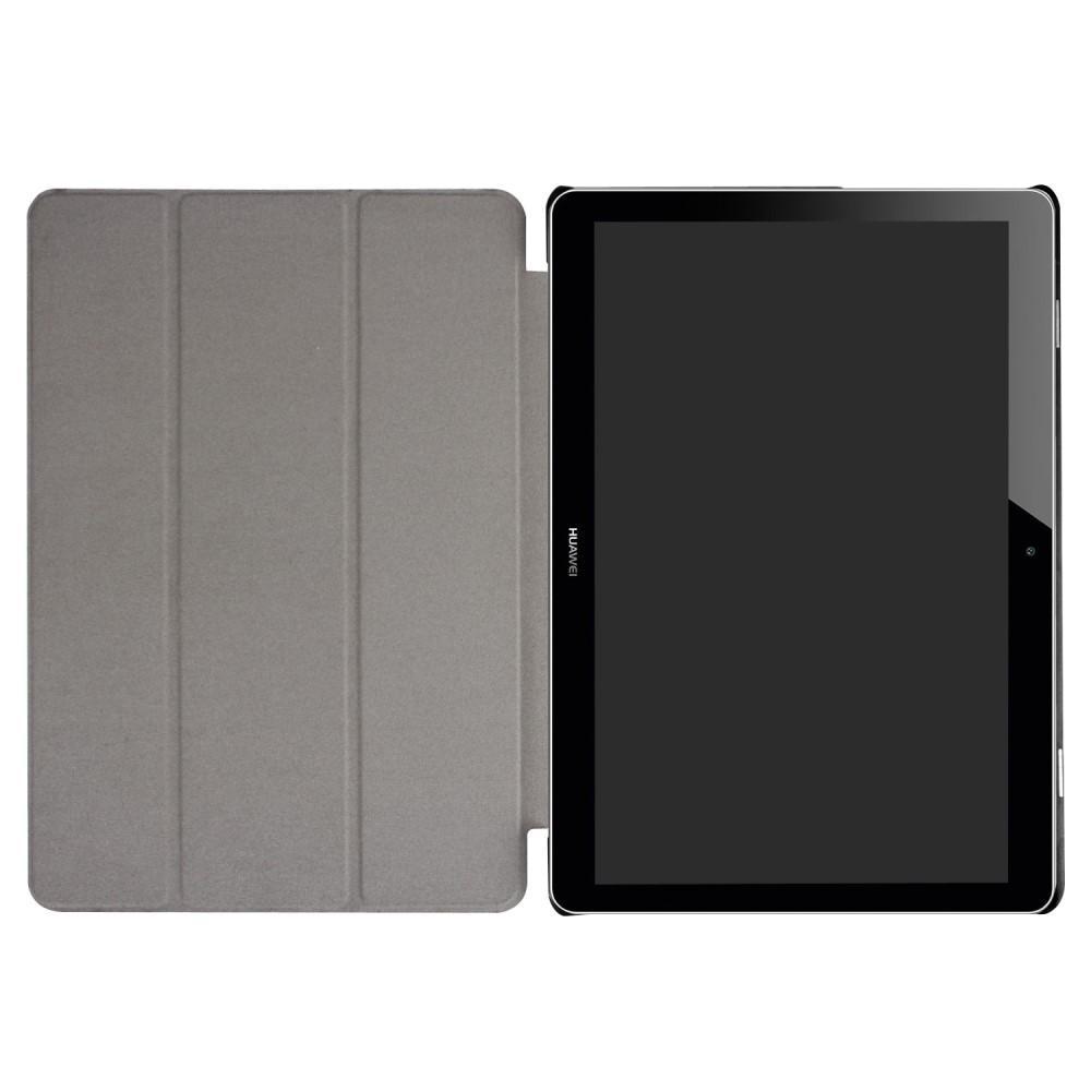 Etui Tri-fold Huawei Mediapad T3 10 svart