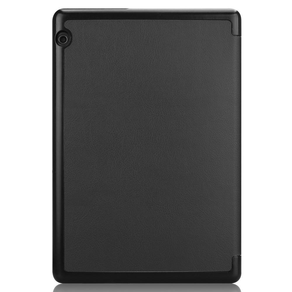Etui Tri-fold Huawei MediaPad T5 10 svart