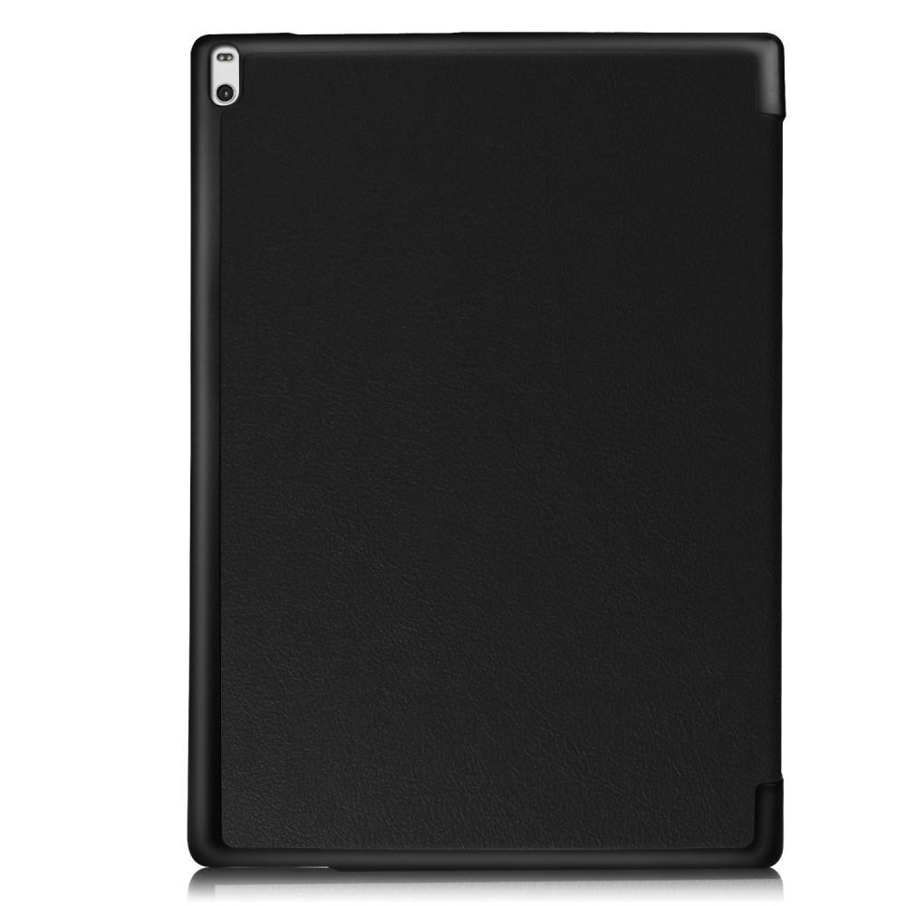 Etui Tri-fold Lenovo Tab 4 10 Plus svart