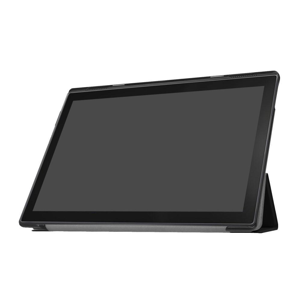 Etui Tri-fold Lenovo Tab 4 10 svart