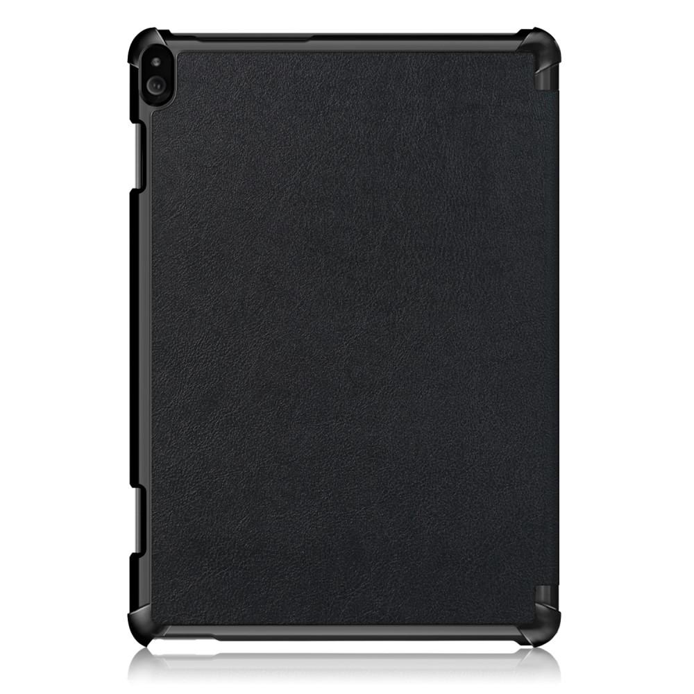Etui Tri-fold Lenovo Tab P10 svart