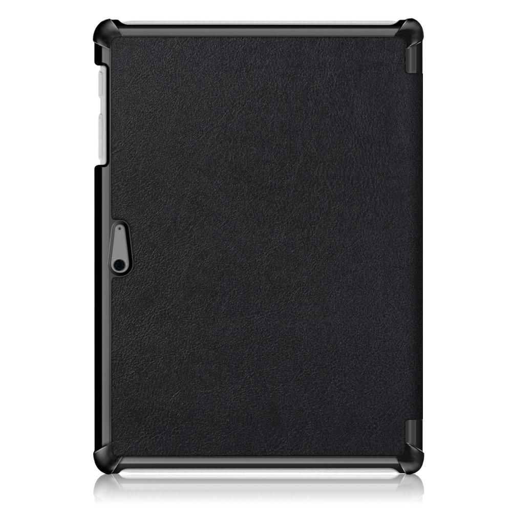 Etui Tri-fold Microsoft Surface Go svart