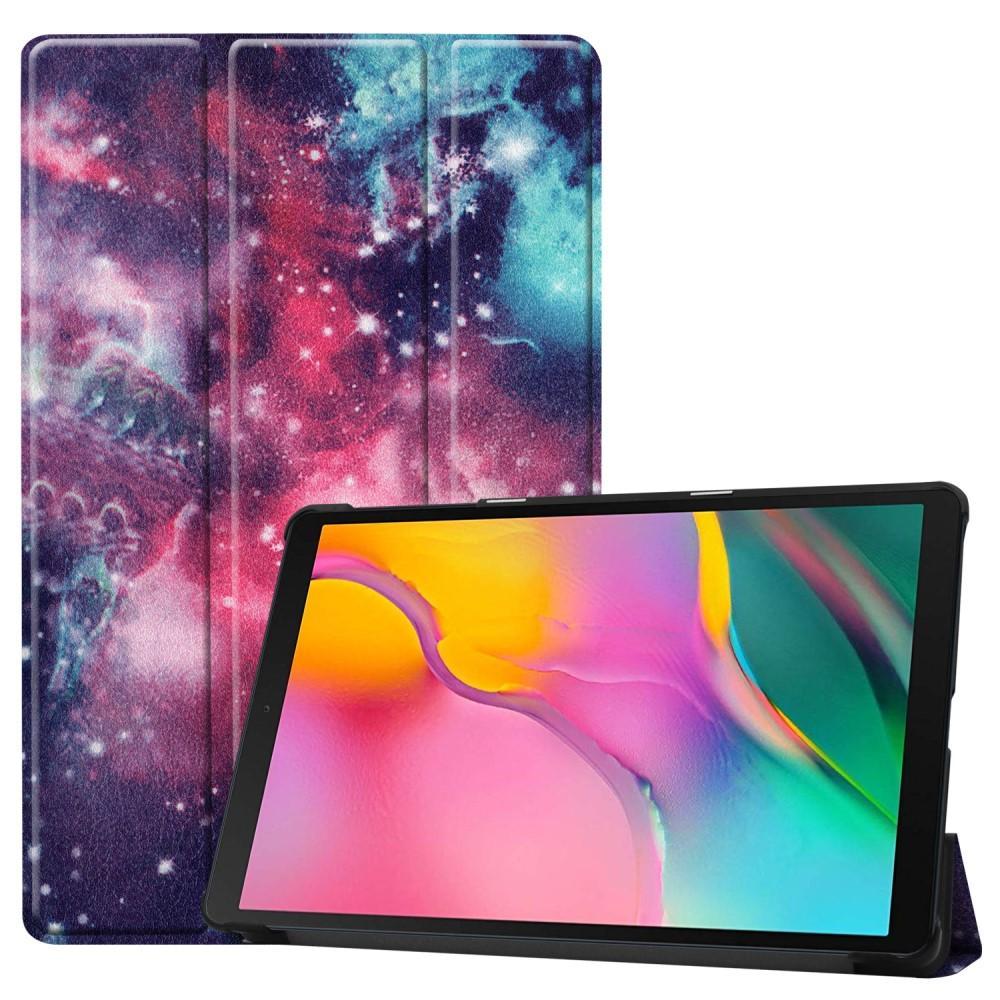 Etui Tri-fold Galaxy Tab A 10.1 2019 - Space