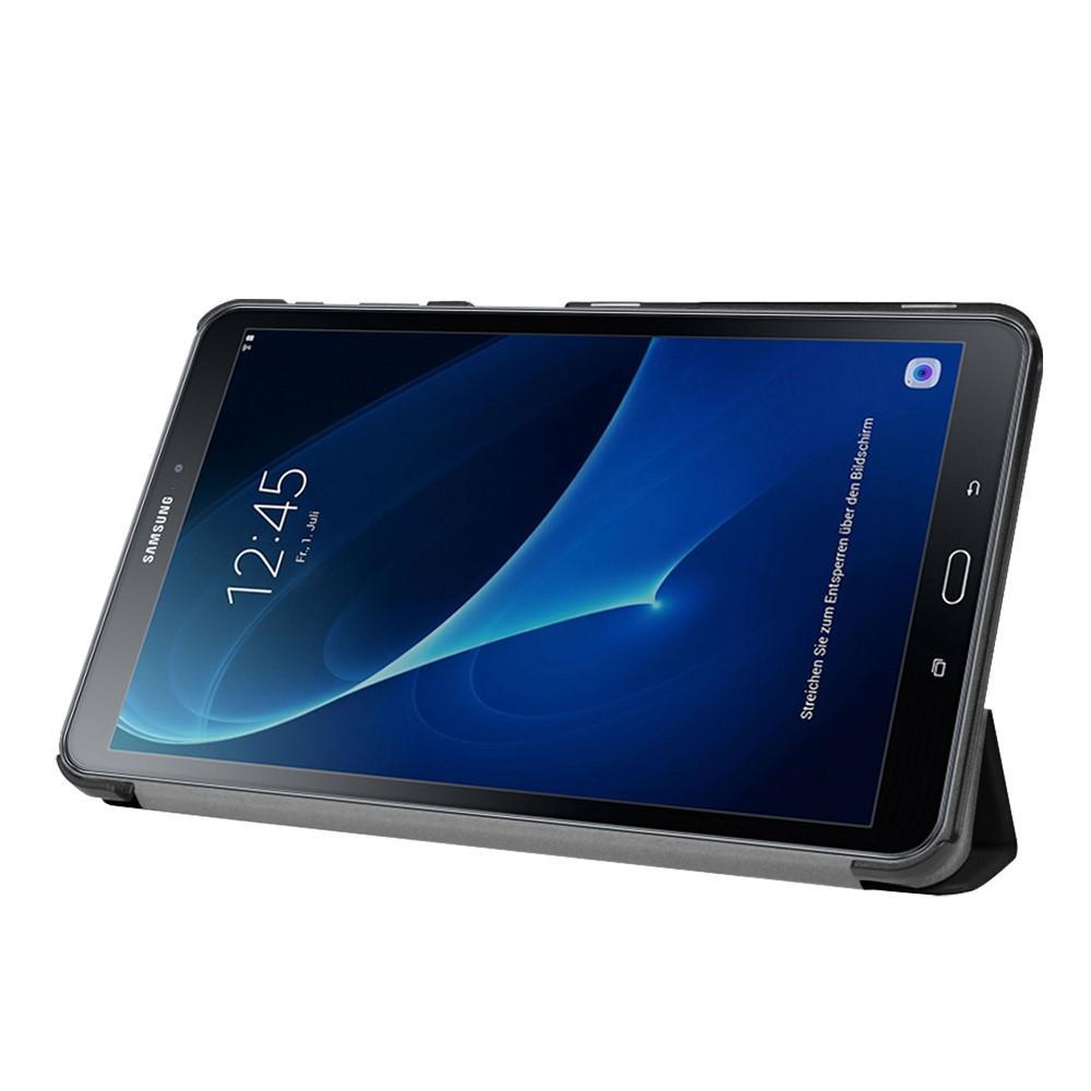 Etui Tri-fold Samsung Galaxy Tab A 10.1 svart
