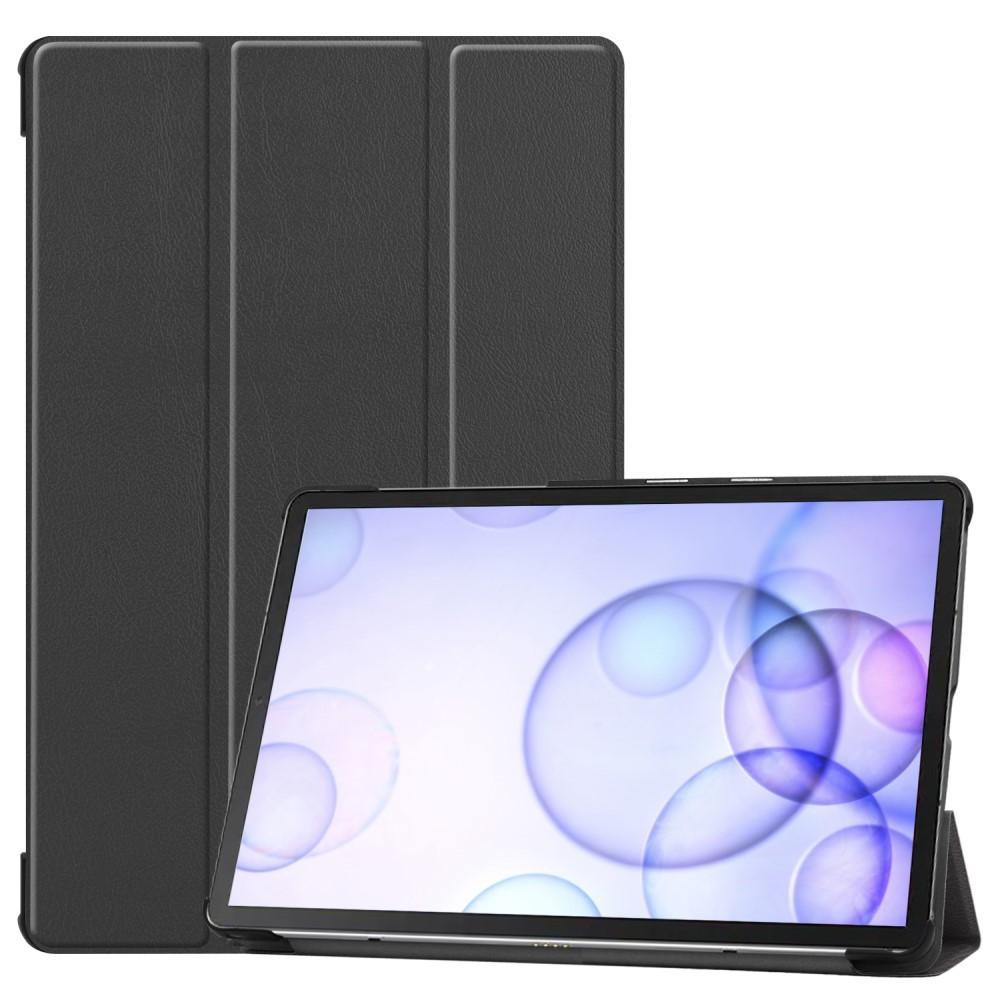 Etui Tri-fold Samsung Galaxy Tab S6 10.5 svart