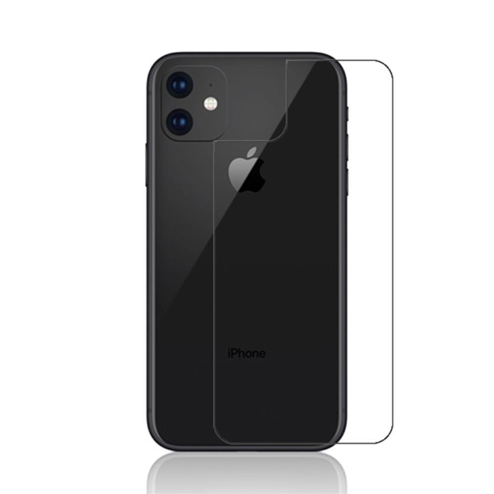 Herdet Glass 0.3mm Bakside iPhone 11