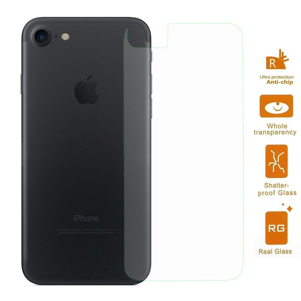 Herdet Glass 0.3mm Bakside iPhone 7/8/SE 2020