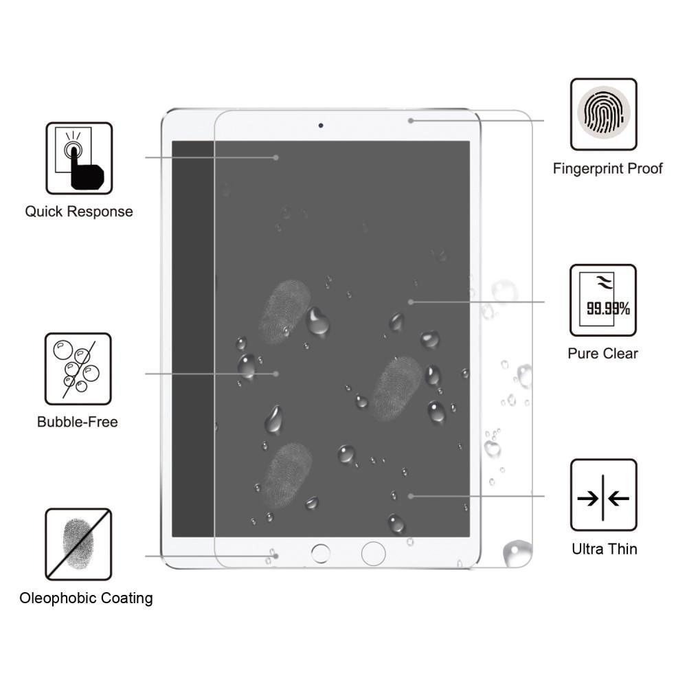 Herdet Glass 0.3mm Skjermbeskytter iPad Pro/Air 2019 10.5