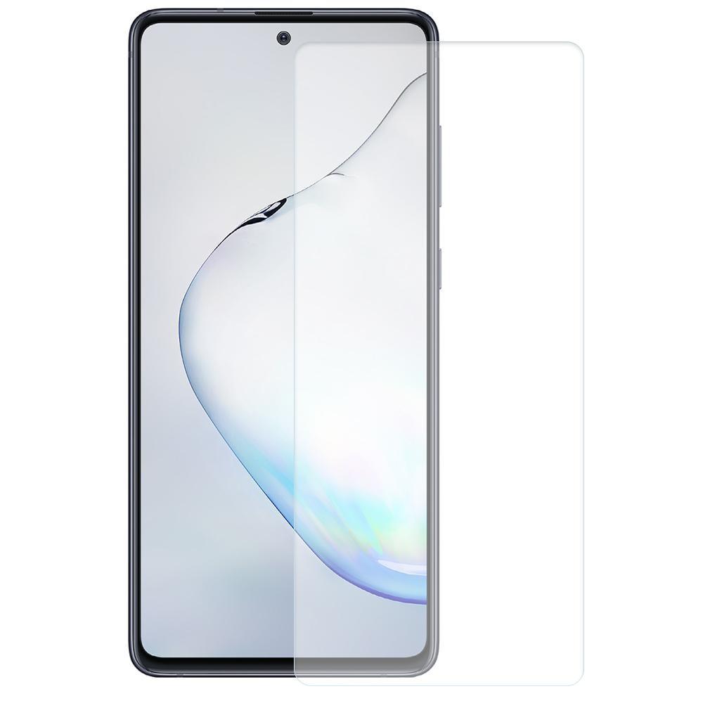 Herdet glass 0.3mm Skjermbeskytter Galaxy Note 10 Lite
