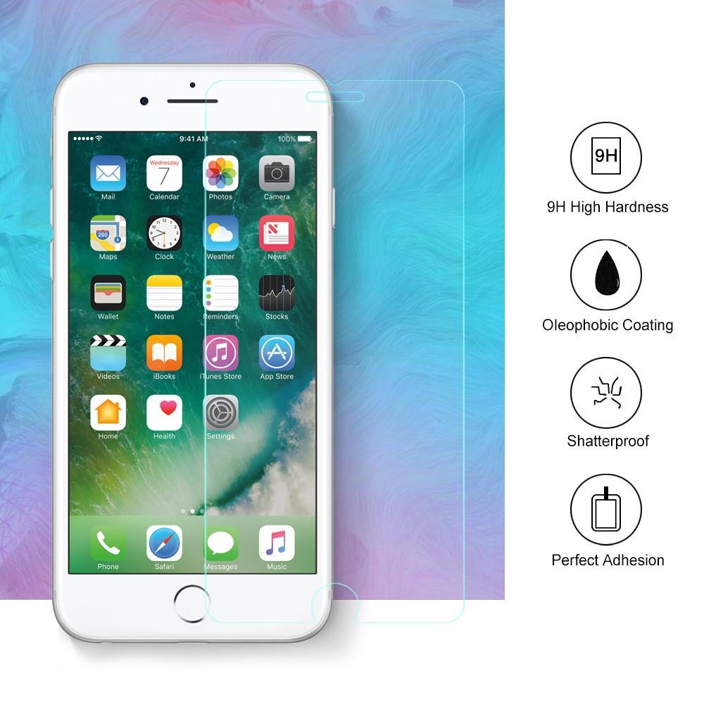 Herdet Glass 0.3mm Skjermbeskytter iPhone 7 Plus/8 Plus