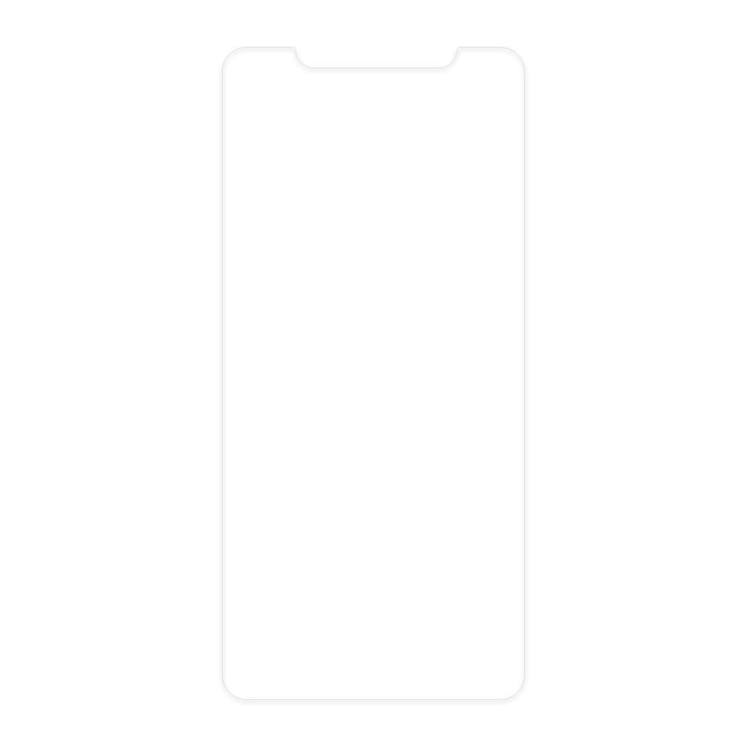 Herdet Glass 0.3mm Skjermbeskytter iPhone XS Max