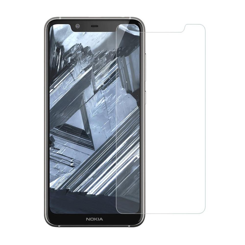 Herdet Glass 0.3mm Skjermbeskytter Nokia 5.1 Plus