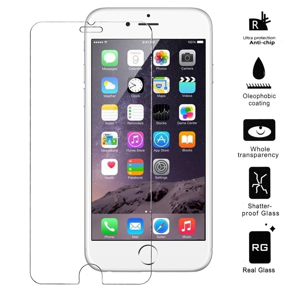 Herdet Glass Skjermbeskytter iPhone 6 Plus/6S Plus