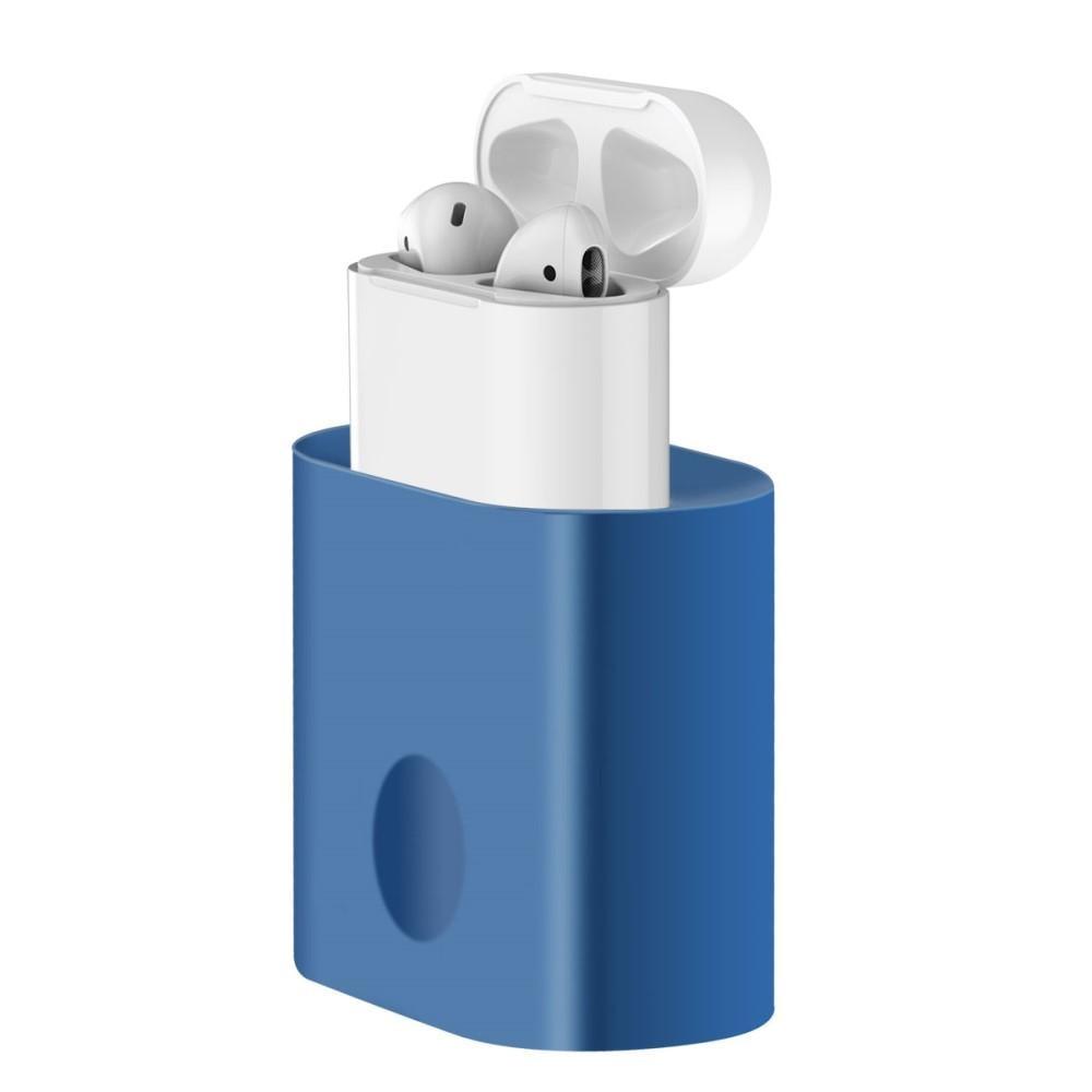 Ladestativ Apple AirPods blå