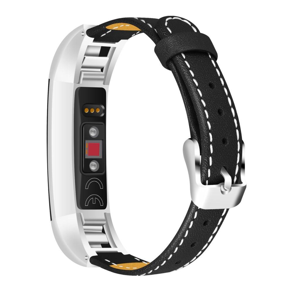 Lærarmbånd Fitbit Alta/Alta HR svart