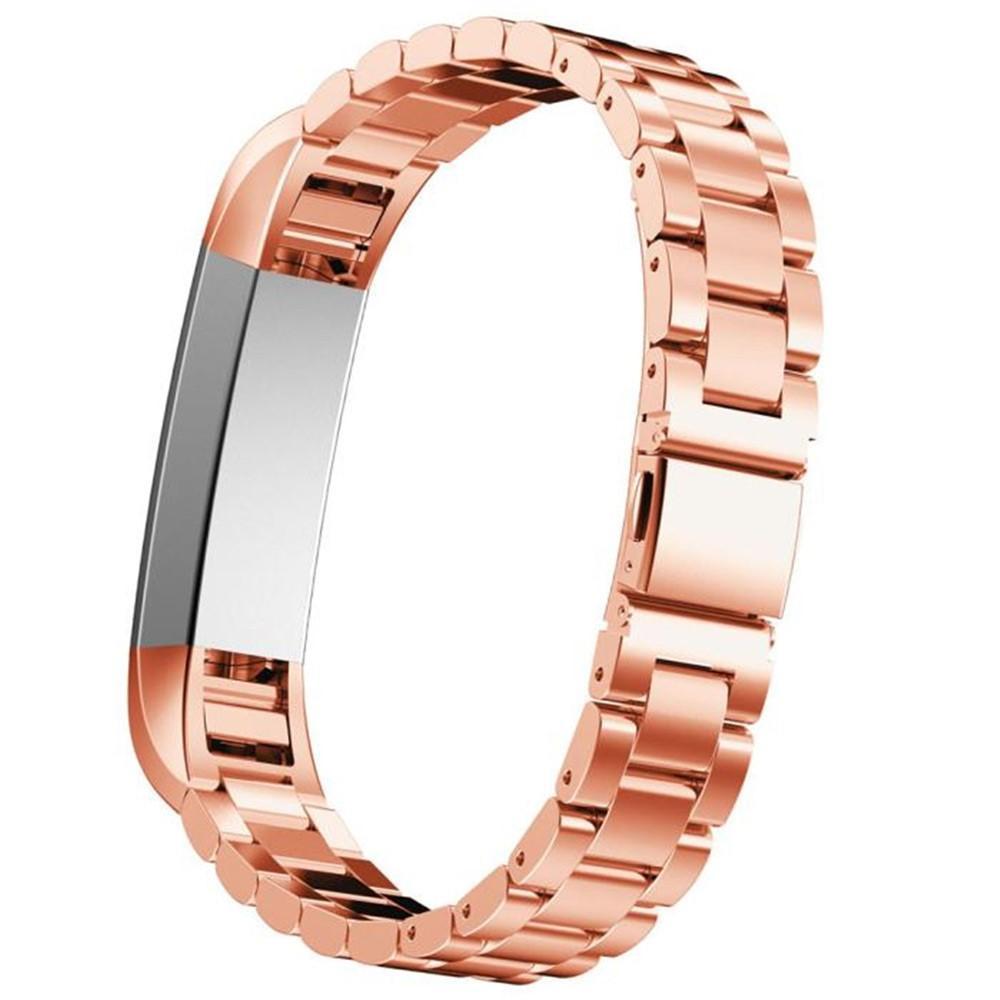 Metallarmbånd Fitbit Alta/Alta HR rosegull