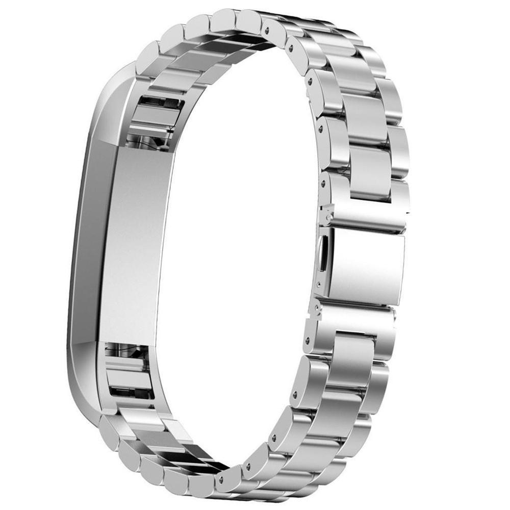 Metallarmbånd Fitbit Alta/Alta HR sølv